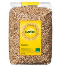 Davert Weizen, 1 kg Packung