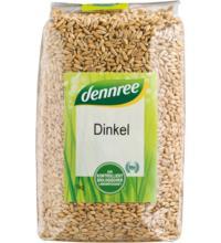 dennree Dinkel, Deutschland, 1 kg Packung