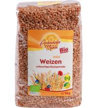 Antersdorfer Mühle Weizen, 1 kg Packung