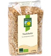 Bohlsener Nackthafer, 500 gr Packung