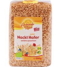 Antersdorfer Mühle Nackthafer, 500 gr Packung