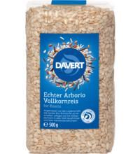 Davert Echter Arborio, 500 gr Packung