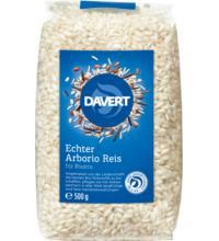 Davert Arborio Reis, weiß, 500 gr Packung