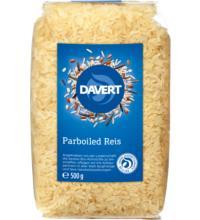 Davert Parboiled Reis, 500 gr Packung