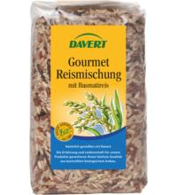 Davert Gourmet Reismischung, 500 gr Packung