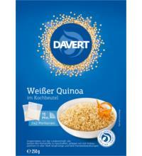 Davert Weißer Quinoa im Kochbeutel, 250 gr Packung