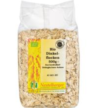 Nestelberger Naturprodukte Dinkelflocken, 500 gr Packung