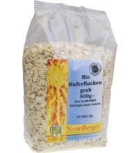 Nestelberger Naturprodukte Haferflocken,  grob, 500 gr Packung