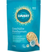 Davert Hanfsamen aus Deutschland, 150 gr Packung