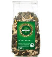 Davert Salat Kern-Mix Ölsaatenmischung, 200 gr Packung