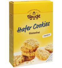 Bauck Hof Hafer Cookies, 2x200gr Packung -glutenfrei-