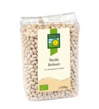 Bohlsener Weiße Bohnen, 500 gr Packung