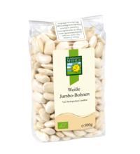 Bohlsener Weiße Jumbo-Bohnen, 500 gr Packung