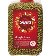 Davert Mungbohnen, 500 gr Packung