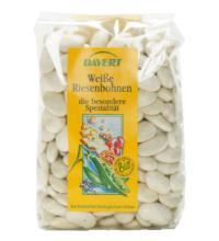 Davert Weiße Riesenbohnen, 500 gr Packung