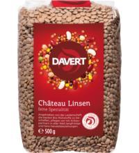 Davert Linsen Château, 500 gr Packung
