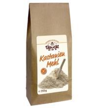 Bauck Hof Kastanienmehl, 350 gr Packung -glutenfrei-