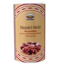 Govinda Mandelmehl, 200 gr Dose -glutenfrei-