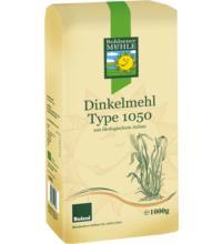Bohlsener Dinkelmehl Type 1050, 1 kg Packung