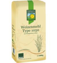Bohlsener Weizenmehl Type 1050, 1 kg Packung