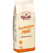 Bauck Hof Buchweizenmehl, 500 gr Packung -glutenfrei-