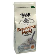 Bauck Hof Braunhirsemehl, 425 gr Packung -glutenfrei-