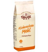 Bauck Hof Kichererbsenmehl, 500 gr Packung -glutenfrei-