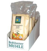 Bohlsener Kichererbsenmehl, geröstet, 300 gr Packung