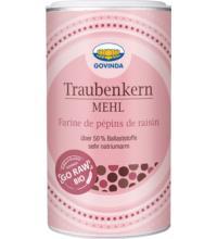 Govinda Traubenkernmehl, 200 gr Dose -glutenfrei-