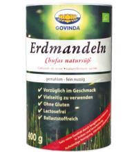 Govinda Erdmandeln gemahlen, 400 gr Dose -glutenfrei-
