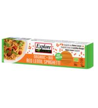 Explore Cuisine Spaghetti aus roten Linsen, 250 gr Packung