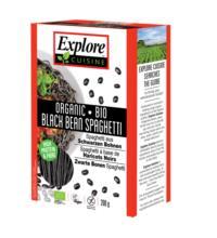 Explore Cuisine Spaghetti aus schwarzen Bohnen, 200 gr Packung