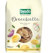 byodo Orecchiette, 500 gr Packung -hell-