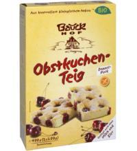 Bauck Hof Obstkuchenteig, 400 gr Packung -glutenfrei-