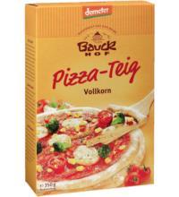 Bauck Hof Pizza Teig Vollkorn, 350 gr Packung