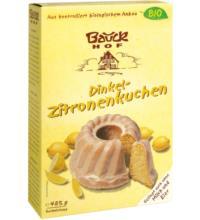 Bauck Hof Dinkel-Zitronenkuchen demeter, 485 gr Packung