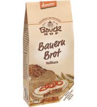 Bauck Hof Bauernbrot Vollkorn, 500 gr Packung