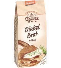 Bauck Hof Dinkel-Brot, Vollkorn, 500 gr Packung