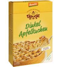 Bauck Hof Dinkel-Apfelkuchen Backmischung, 440 gr Packung