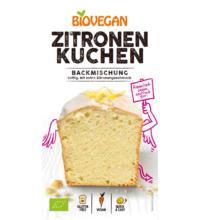 Biovegan Kuchenbackmischung Zitrone, 430 gr Packung