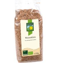 Bohlsener Weizenkleie, 250 gr Packung