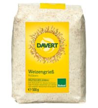 Davert Weichweizengrieß, 500 gr Packung