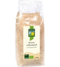 Bohlsener Weizenvollkorngrieß, 500 gr Packung