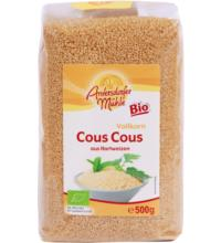 Antersdorfer Mühle Couscous Vollkorn, 500 gr Packung