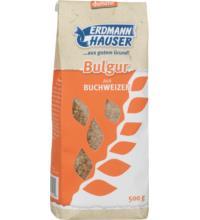 Erdmannh Bulgur aus Buchweizen, 500 gr Packung