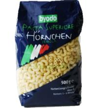 byodo Hörnchen, 500 gr Packung -hell-