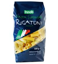 byodo Rigatoni, 500 gr Packung -hell-
