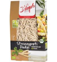 DAngelo Strozzapretti Dinkel, 250 gr Packung -hell-