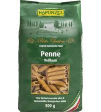 Rapunzel Penne Vollkorn, 500 gr Packung