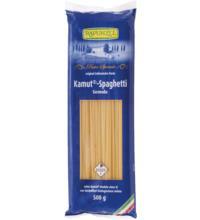 Rapunzel Kamut® Spaghetti Semola, 500 gr Packung
